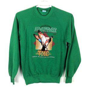Vtg TIMBER MOUNTAIN COMPANY Mens Sweatshirt